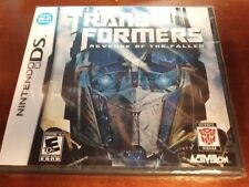 Transformers Revenge Of The Fallen Autobots Version Nintendo DS NEW SEALED Rare
