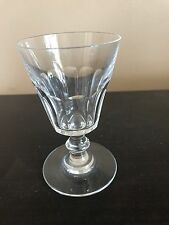"""Vtg Baccarat Crystal Art Glass 4-1/8"""" Harmonie Tumbler Cup Double Old Fashioned"""