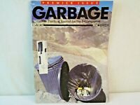 Garbage Magazine 1989 Premier Issue Journal for the Environment Vintage Sept/Oct