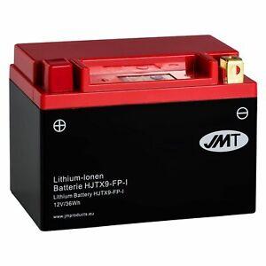 Batería de Litio Para Polaris Oulaw 500 año 2006-2007 JMT HJTX9-FP