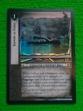 Slippery as Fishes 9R+29 - Reflections FOIL - Lord of the Rings LOTR TCG