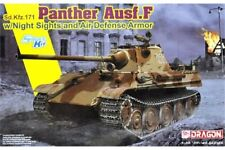 DRAGON 6917 1/35 Panther Ausf.F w/Night Sight and Air Defense Armor
