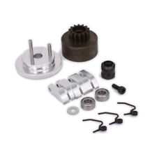 Rcawd Clutch Bell set Flywheel Assembly For 1/8 Rc Nitro Car Hpi Hsp Himoto