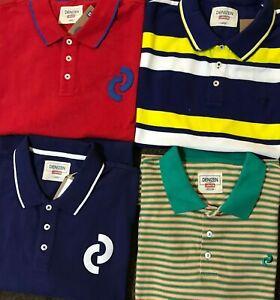 Levis T Shirt Classic  Men's Polo Top Size Medium Brand New