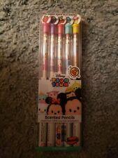 Scentco Disney Tsum Tsum Smencils - Hb #2 Scented Pencils, 5 Count