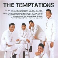 Icon by The Temptations Greatest Hits (Soul) (CD, Aug-2010, Motown)
