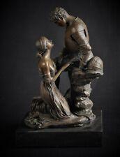 Bronze Statue Bronzeskulptur Bronze