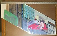Akira (1988) PAN Production Background painted animation art cel Katsuhiro Otomo