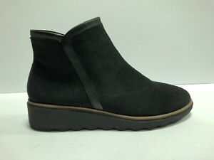 Clarks Sharon Heights Womens Ankle Boot Size 12W