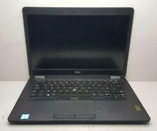 """Dell Latitude E7470 14"""" Laptop Intel Core i5-6300U 2.40GHz 8.0GB DDR4 HDMI DP"""