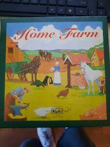 Britains Petite HOME FARM SET #8704 Plough Set