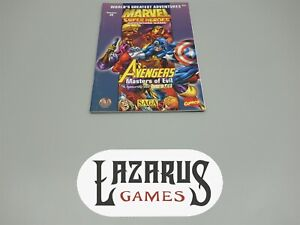 Marvel Super Heroes: Adventure Game - Avengers, Masters of Evil (TSR 06931