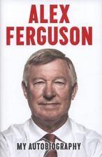 Alex Ferguson: My Autobiography, Ferguson, Sir Alex, New Books