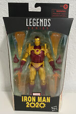 "Hasbro Marvel Legends 6"" Action Figure Exclusive Iron Man 2020"