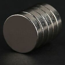5pcs 8x2mm N35 Super Strong Rare Earth Round Disc Magnets Fridge Neodymium Craft