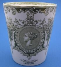 1897 Jubilee - Queen Victoria - Grace of God - Beaker