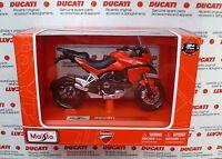 Ducati Multistrada 1200 S Modell Maisto 1:18 NEU