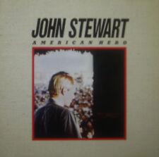 CD John Stewart - American Hero, japan-pressung
