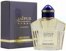 POUR HOMME EAU DE TOILETTE  JAIPUR DE BOUCHERON 100ML NEUF SOUS BLISTER VAPO