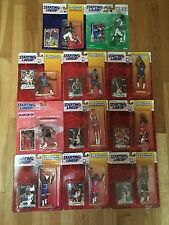Starting Lineup Lot Of 11 NBA NFL MLB Sports Figurines Mid 90's Mint Condition