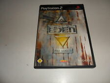PLAYSTATION 2 PS 2 Project Eden (6)