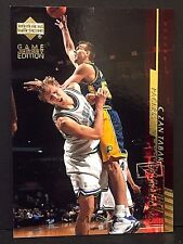ZAN TABAK 2000-01 Upper Deck UD EXCLUSIVES GOLD Card #299 Serial #d /25 PACERS