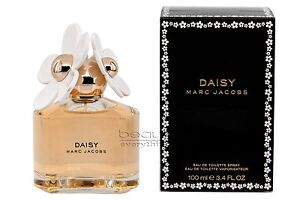 Marc Jacobs Daisy 3.4oz / 100ml Eau De Toilette Spray NIB Sealed For Women