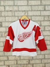 Vintage CCM Canada Shanahan #14 Detroit Redwings Jersey