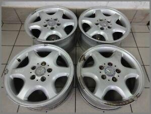 Mercedes R170 Alufelgen Felgen 7x16 ET37 & 8x16 ET30 1704011102 1704011202 B201