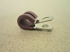 """SOLD IN LOT OF 10, UMPCO, 3/8"""" cushioned loop clamp,TA02117H006EP"""