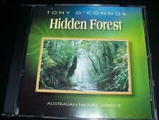 Tony O'Connor / Hidden Forest New Age Relaxation CD - Like New
