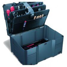 TANOS Werkzeug-systainer® T-loc III anthrazit + Werkzeugdeckel 3-tlg.+ -einsatz