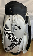 Callaway Solaire Golf Bag - Women's Black And White