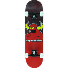 """Toy Machine Monster Complete Skateboard - 8.0"""""""