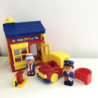 ELC Early Learning Centre Happyland Toys Post Office Bundle