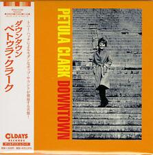 PETULA CLARK-DOWNTOWN-JAPAN MINI LP CD BONUS TRACK C94