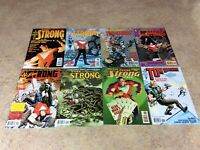 TOM STRONG #1,1,2,3,4,5,6,7 LOT OF 8 COMIC NM 1999-2000 AMERICA'S BEST