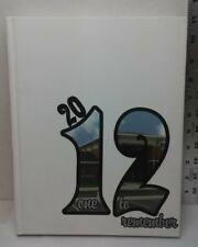 Panther 2012 Smiths Station High School Alabama Year Book Volume 58