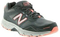 New Balance Womens 510v4 Trail Running Mesh fabric Leather Upper Shoes WT510LS4