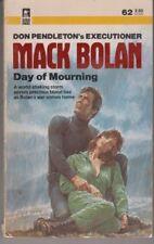 Executioner #62: Day of Mourning - PB 1984 - Don Pendleton - Mack Bolan