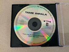 Tame Impala – Feels Like We Only Go Backwards (Radio Mix) US CD promo