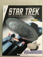 Star Trek USS Enterprise NCC-1701-D The Official Starship Collection DeAgostini