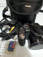 Fujifilm Finepix S2950 14.0MP Digital Camera With Case