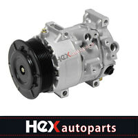 A/C Compressor and Clutch Fits Toyota Camry 07-09, RAV4 06-08