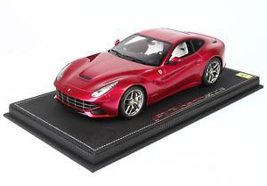 Ferrari F12 Berlinetta w/special color Con Tetrina 1/18 - BBR