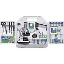 Bresser Optik Junior 300X - 1200X Kinder-Mikroskop Monokular 1200 x