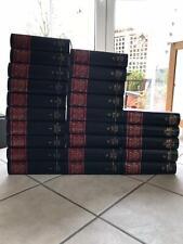 Brockhaus Enzyklopädie 19. Auflage in 24 Bänden Vollleder Bücher