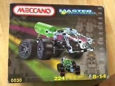 Meccano Master Connection Erector 0030! New! Unused! Look In The Shop!