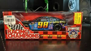 1998 Racing Champions - NASCAR 50th - Thorn Apple Valley -Greg Sachs-OPEN IN BOX