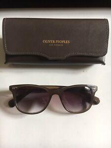 lunettes de soleil Oliver Peoples